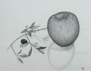 apple and olive
